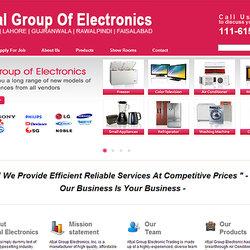 Afzal Electronics Pakistan