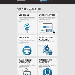 Websites UI Samples