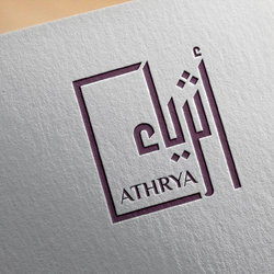 "Minimal and memorable logo design for Business Website ""ATHRYA"""