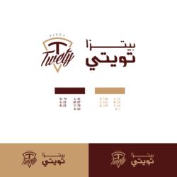 Twety Pizza | Brand Identity