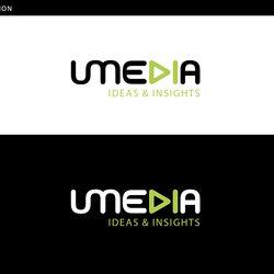 umedia logo design