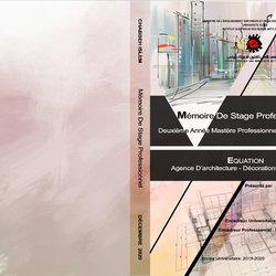 Cover Of My Internship Report
