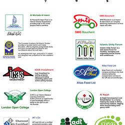 تصميم شعارات مؤسسات خيرية و شركات تجارية