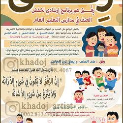 برنامج رفق و الحماية الشخصية و خط مساندة الطفل