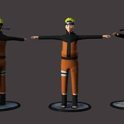 (naruto (famous cartoon character
