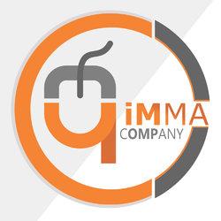 تصميم شعار لشركة تصميم مواقع الثمة