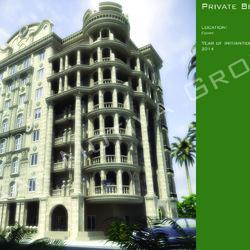 Towers-Office Buildings