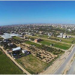تصوير جوي لقطاع غزة