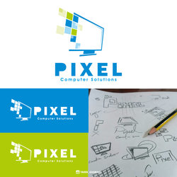 Pixel Branding Design