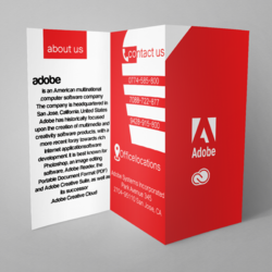 adobe brosure