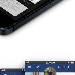 Facebook App Redesign
