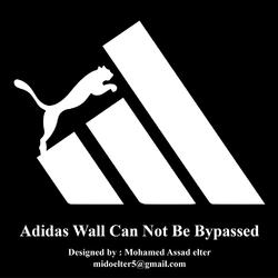 adidas advertising