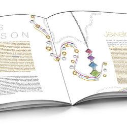 """"""" La Rosa """" Jewelry Annual Report"""