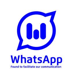 whatsapp redisgne logo