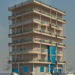 عماره سكنيه بمصر