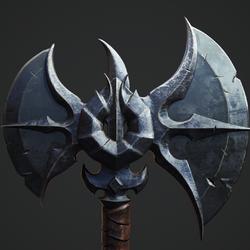 World of Warcraft Axe