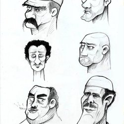 1 - character design