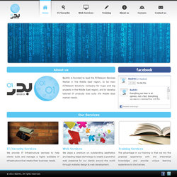 Badr 01 Website