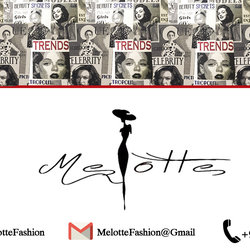 2 - Melotte Fashion Business Card