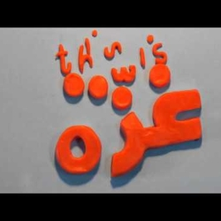 stop motion clay .. Gaza