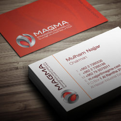 MAGMA - Corporate Identity