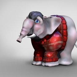 Zbrush Elephant