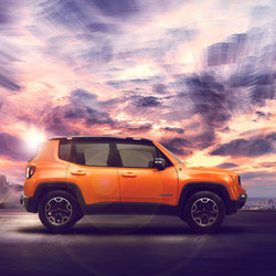 Jeep In Cinema 4D