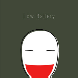 Batter Low Poster