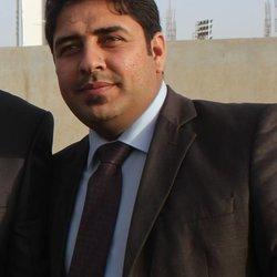 الصحفي سليمان الكبيسي