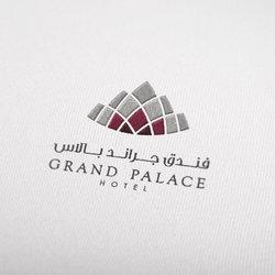 Grand Palace Hotel Identity