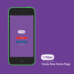 Viber Inc. Re-Design App
