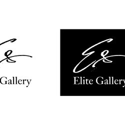 Elite Gallery, Logo Design