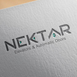 logo for Nektar Company for elevators and automatic doors