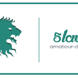 very simple logo