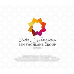 BEN YAGHLANE GROUP Logotype