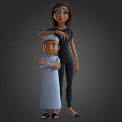 Emirati Kids