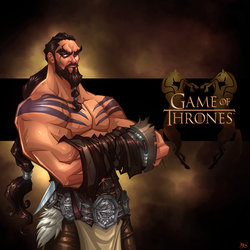 Game of Thrones: Khal Drogo