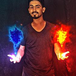Fire Vs Ice Sabry Ismael