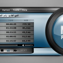 mp3 player by Djo Yazid - djallalyazid