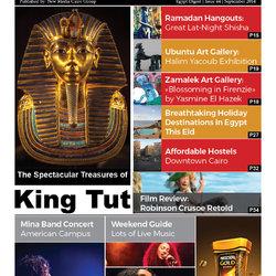 Egypt Digest Magazine