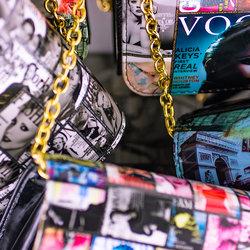 Handbags Collection Closeup