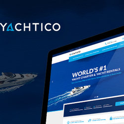 yachtico website