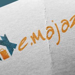 e.majaz/ Logo