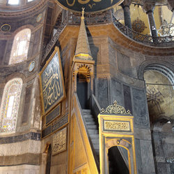 آيا صوفيا، اسطنبول  Aghia Sophia / Istanbul