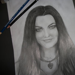amy lee - evanescence . 2