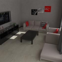 غرفة معيشة وجلوس