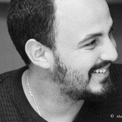 مصور فلسطيني في #تونس