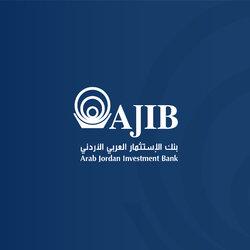 Ajib Bank - 40th anniversary logo