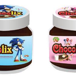 Chocolate Jar for boys & girls