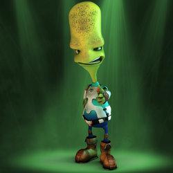 toon alien